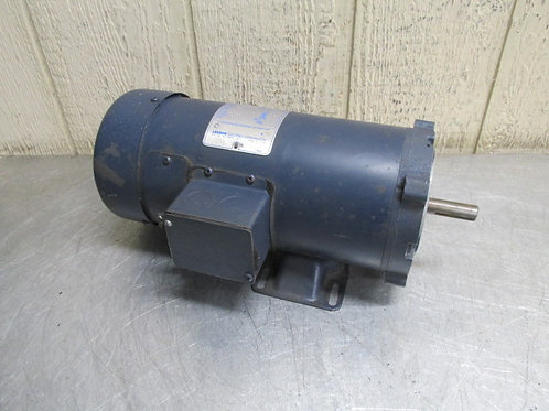 Leeson 108023.00 Permanent Magnet DC Electric Motor 1750 RPM 1 HP 180v