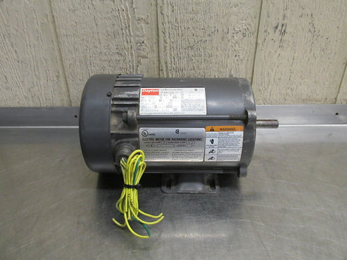 Dayton 6K0390 Hazardous Location Electric Motor 1/2 HP 115/230v 1 PH Frame 56