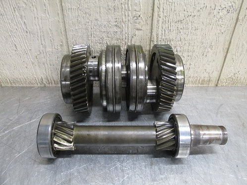 Hammelmann HDP 63 High Pressure Pump Crankshaft Pinion Drive Crank Shaft