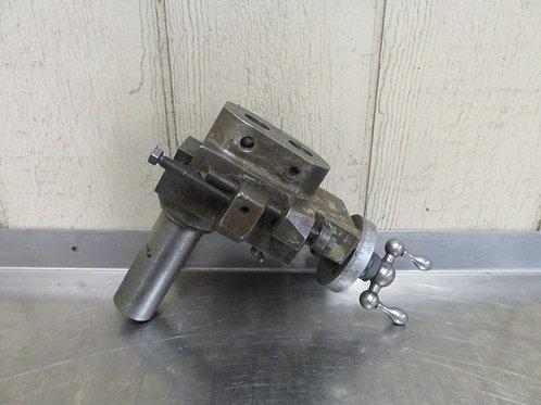 Edward Andrews EA36-02 Lathe Adjustable Cross Slide Boring Bar Tool Holder