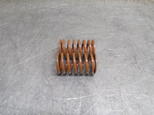 """Orange Die Spring 1"""" x 1-3/4"""" Replacement Spring Danly ? Raymond ? Lot 2"""