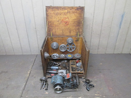 Dumore No. 1 Versa-Mil #31-010 Grinding Drilling Slotting Lathe Attachment Mill