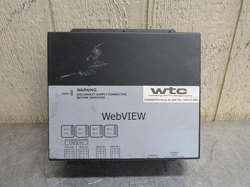 WTC 986-0054E WEBVIEW-ENET Welding Technology Ethernet Terminal Weld Control