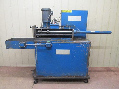 "Mini-Broach Model 3A Extended Keyway Broach Broaching Machine 0-28"" Stroke 3 Ton"