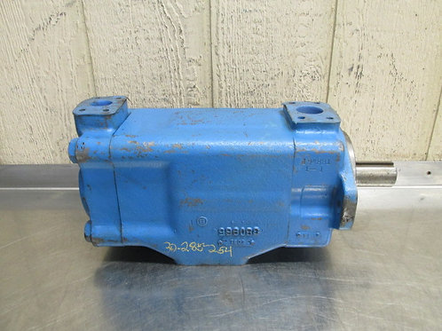 Vickers 4535V60A38-86AA20 Hydraulic Double Vane Pump 60 & 38 GPM @ 1200 RPM