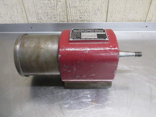Heald Red Head 411-153200 Internal Grinding High Speed Spindle 8200 RPM ID OD