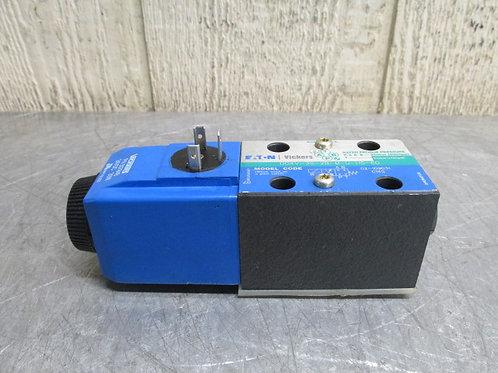 Eaton Vickers DG4V-3S-2B-M-U-H5-60 Hydraulic Directional Control Valve Solenoid