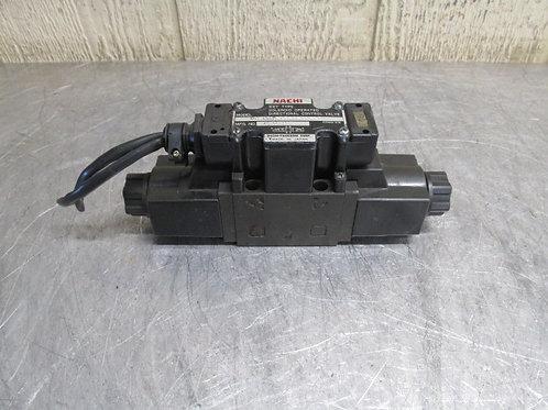 Nachi SS-G01-C5-R-C1-20 Hydraulic Directional Control Solenoid Valve
