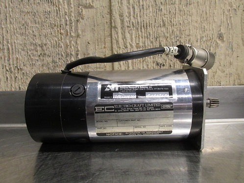 Electro-Craft Limited 43-0081 E-19-2 Servo Motor  30 Day Warranty