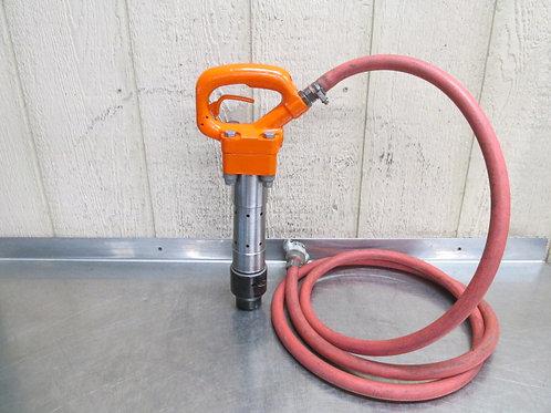 APT American Pneumatic Tool 453-R Air Chipping Hammer Breaker Demo Buster