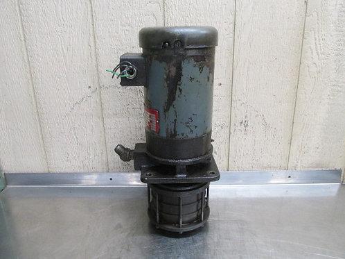 Gusher MSC4-4-200FJ Machine Immersion Coolant Pump 230-380/415v 2 HP 34 GPM