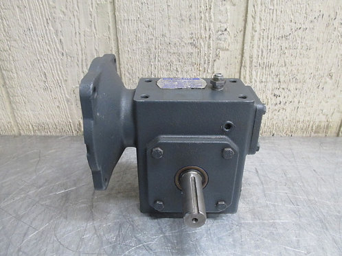 Hub City 214 0220-61237-214 Gear Reduction Box Speed Reducer Gearbox 5:1 Ratio
