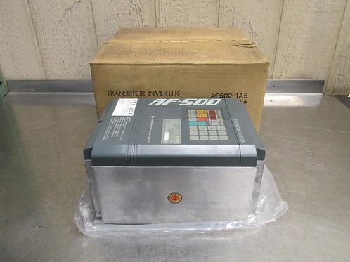Sumitomo AF-500 Transistor Inverter AF502-2A2-J VFD 3 HP 230v