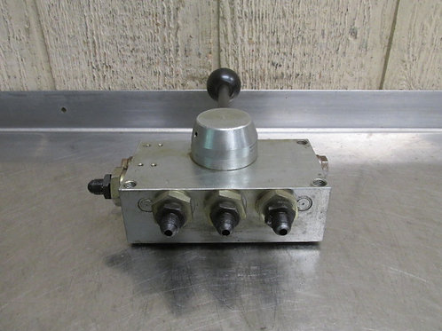 Hawe V2G-G G05-403 Hydraulic Directional Control Valve Rotary Switch Diverter