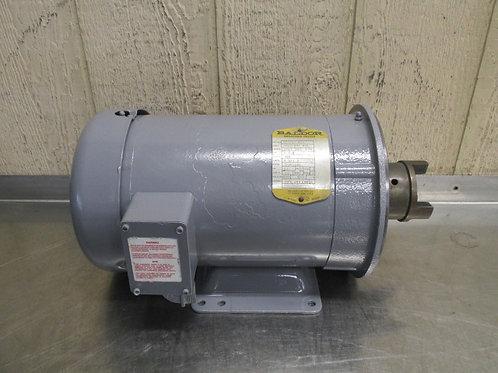 Baldor M1707T-M15 Electric Motor 3 - 1.5 HP 460v 1725/850 RPM 3 PH