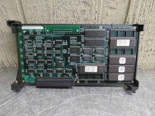 JANCD FC191-2 DF9200847-B0 REV. B0 Circuit Control Board