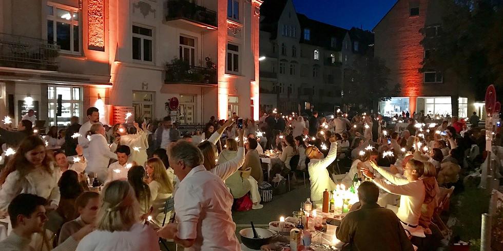 White Dinner Schubackstraße 2019