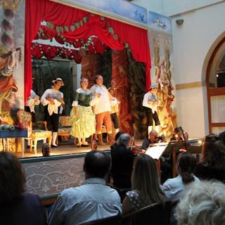 Olomoucké barokní slavnosti 2014, foto Milada Hronová