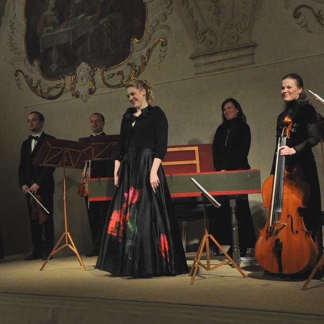 České doteky hudby 21. 12. 2012, foto Jan K. Čeliš