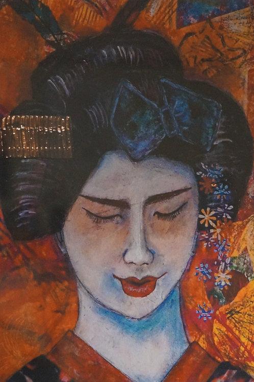 A3 Print - Goddess Amaterasu