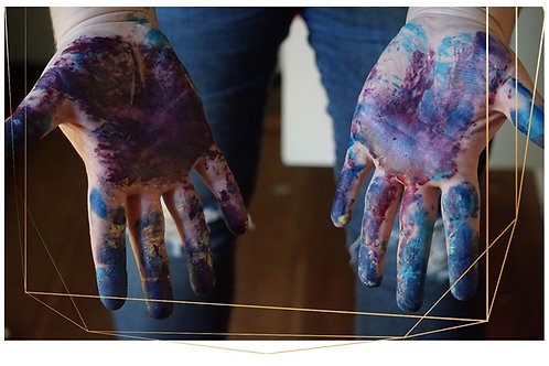 Gift Card - Creativity On My Hands