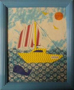 Lachie's Yacht