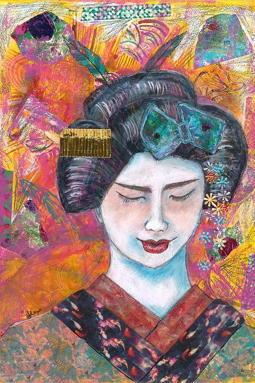Goddess Amaterasu