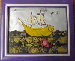 Abbey's Pirate Ship