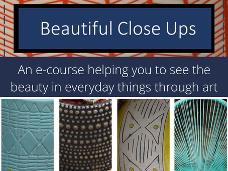 BEAUTIFUL CLOSE  UPS  E-COURSE