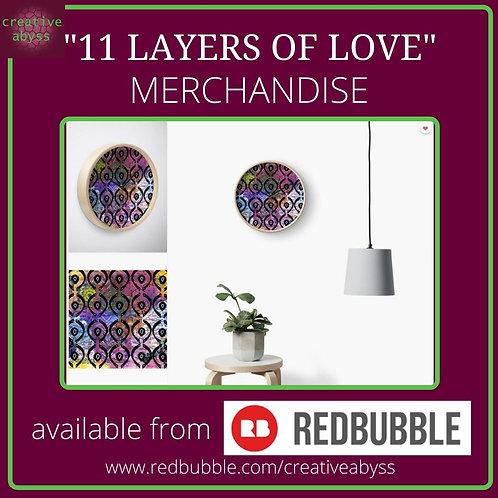 11 Layers - Merchandise