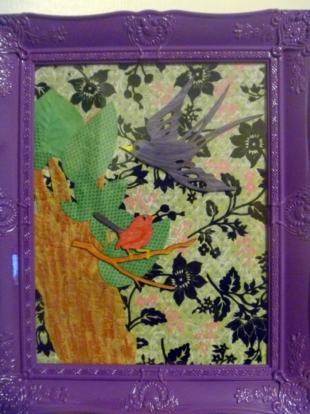 Lily's Deco Birds