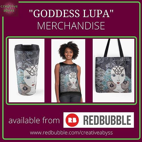 Goddess Lupa - Merchandise