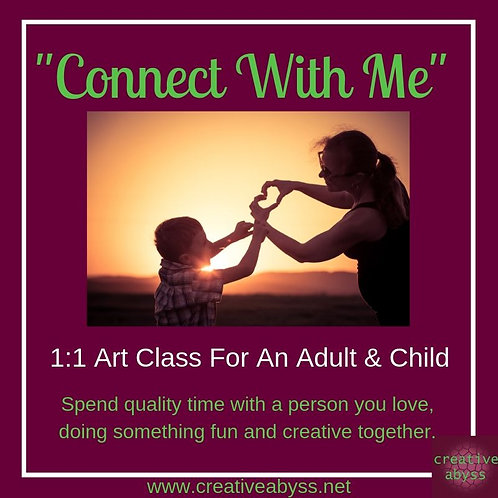 Voucher - Connect With Me Class