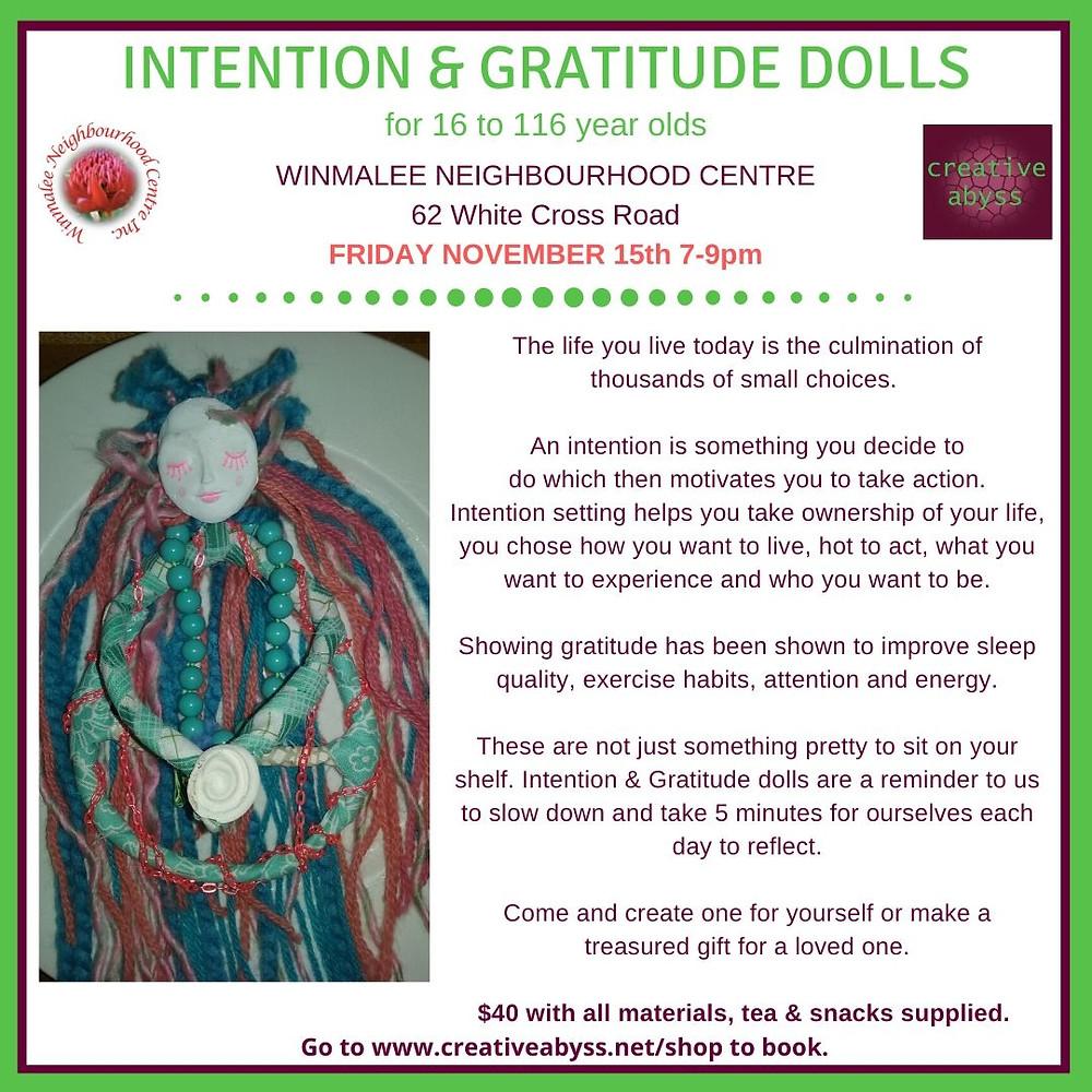 Spirit doll ad