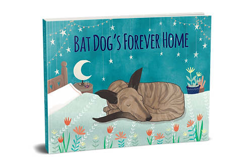 Bat Dog's Forever Home