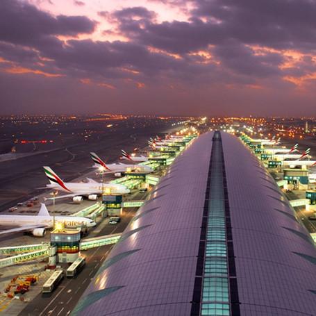 Dubai Int'l Aiport Expansion