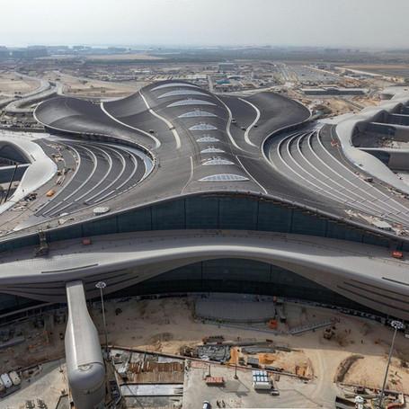 Midfield Airport Abu Dhabi