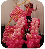 BalloonScape.com. Balloon Decor, Balloon Delivery, Balloon Arches.  www.balloonscape.com