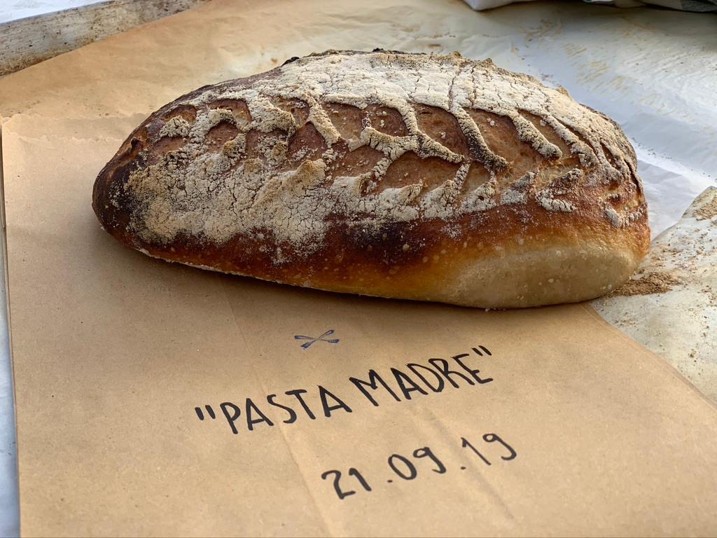 sourdough bread workshop