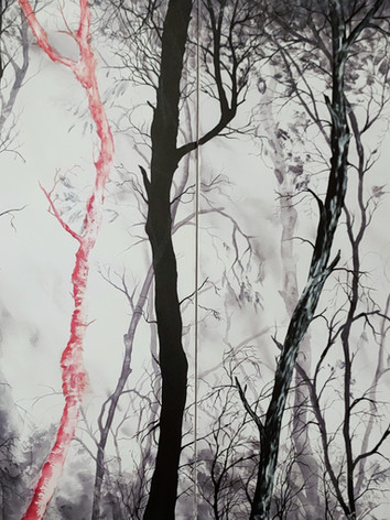 Arbre Rouge-Encre sur toile- 120 X 200 cm.jpg
