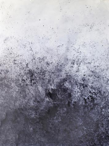 Storm 2- Encre sur toile- 89 X 116 cm.jp