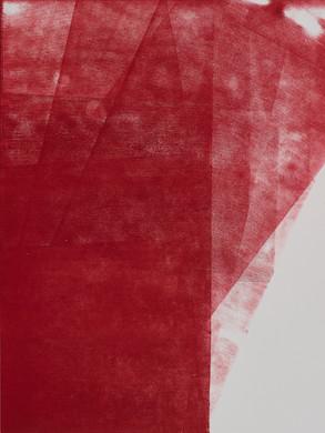 Désir - Monotype  30x40 cm