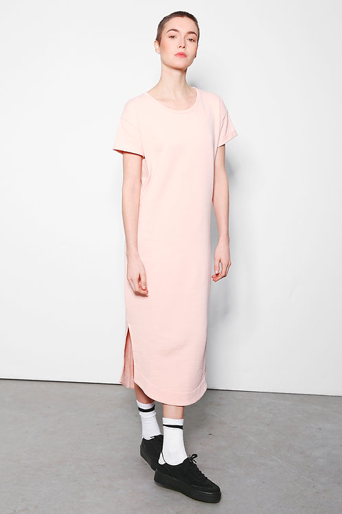 ANDIE dress pale blush