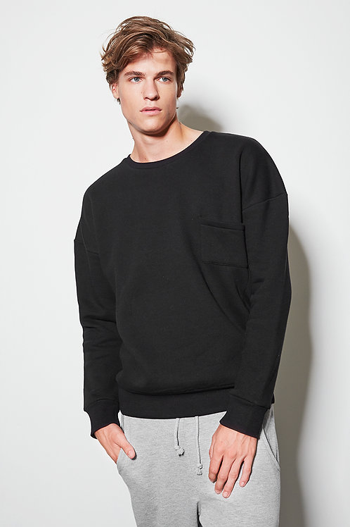 LEYO sweat black