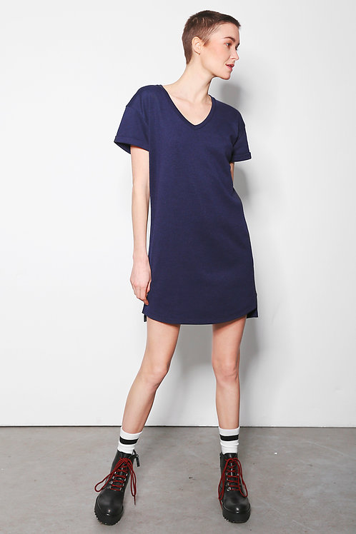 ALEX dress evening blue