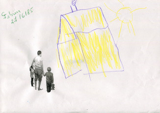 Maison jaune, 1985/2018
