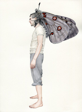Papillon dans la tête, 2012