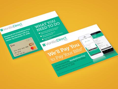 Burton Creative Design, VanillaDirect, Postcards