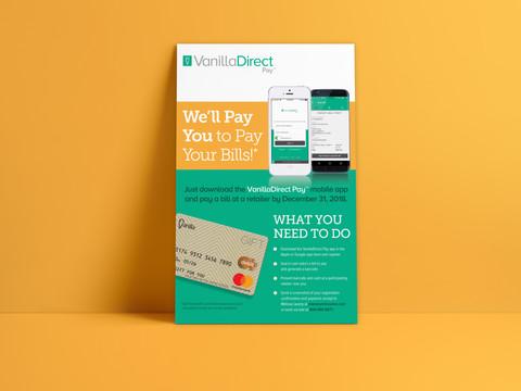 Burton Creative Design, VanillaDirect, Poster
