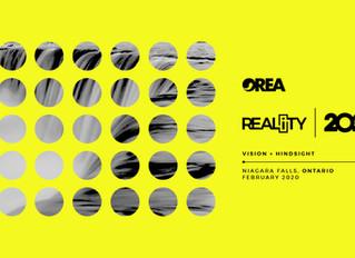 OREA REALiTY 2020 Recap